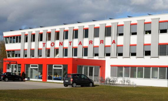 Company history - Tontarra